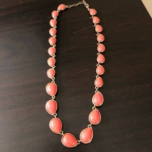 Jones New York Coral Necklace